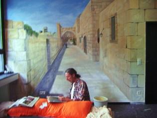 Entstehungsphase Altstadt von Jerusalem