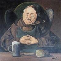 Mönch beim Klosterwirt Wienhausen