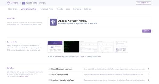 Partner Portal Screenshot