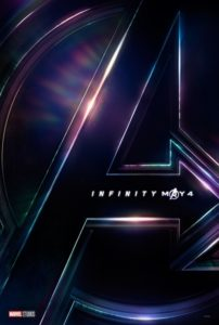 Marvel MCU Avengers Infinity War poster