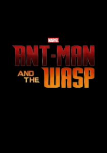 Ant-Man and the Wast poster
