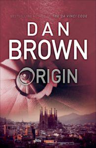 Dan Brown Origin book cover
