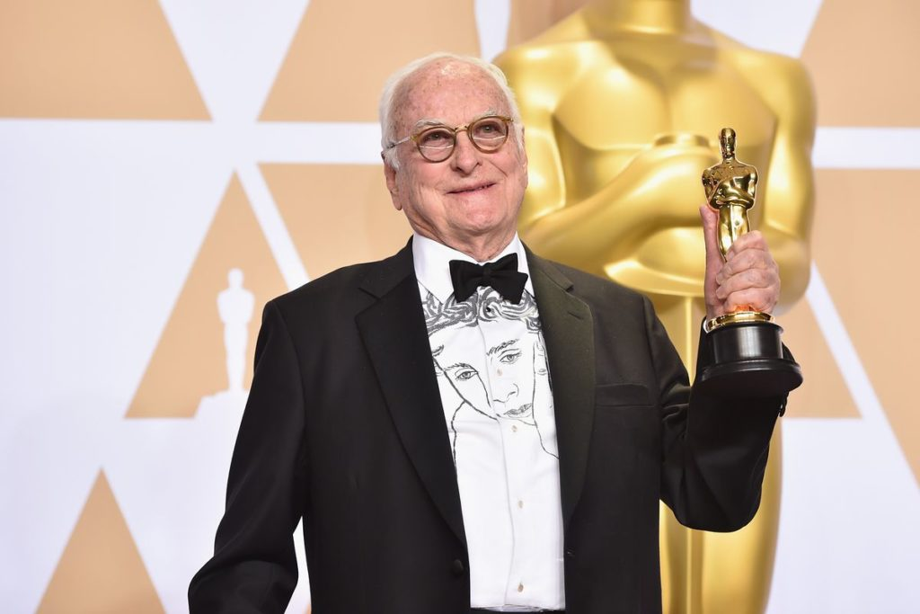 James Ivory at The 90th Academy Awards 2018