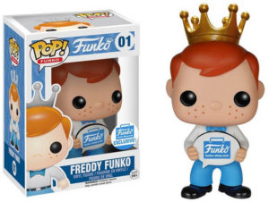 Funko Pop Freddy Shop Exclusive