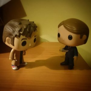 Hannibal Doctor Who Funko Pop