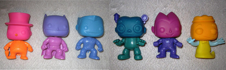 Funko Pop Prototypes