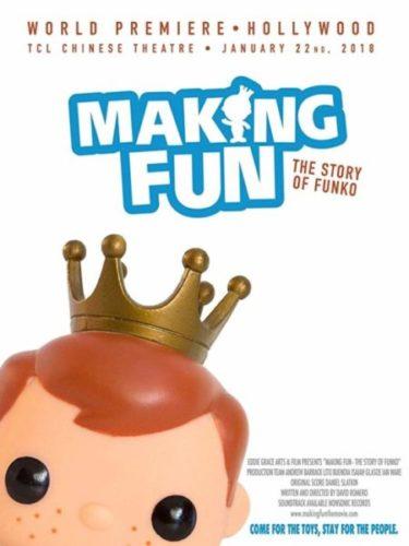 Funko documentary Making Fun Netflix 2018