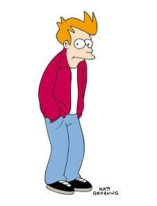 Fry Futurama Comedy Central