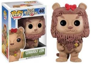 Cowardly Lion Funko Pop Wizard of Oz