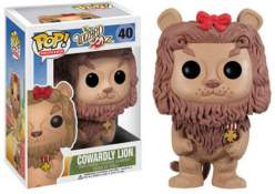 Cowardly Lion Funko Pop Wizard of Oz
