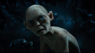 Gollum Andy Serkis The Hobbit Peter Jackson