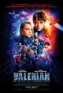 Valerian and the City of a Thousand Planets 2017 Luc Besson Cara Delevingne Dane DeHaan