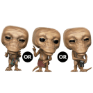 Doghan Dagus Funko Pop with Chase Variants Valerian and the City of a Thousand Planets