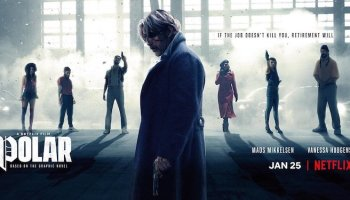 Netflix Polar starring Mads Mikkelsen