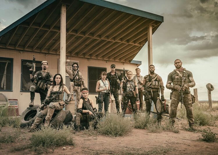 Army of the Dead First Look - SDCC 2019