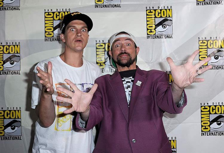 Kevin Smith and Jason Mewes - SDCC 2019