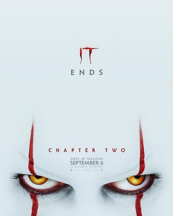 It Chapter 2 poster 2019