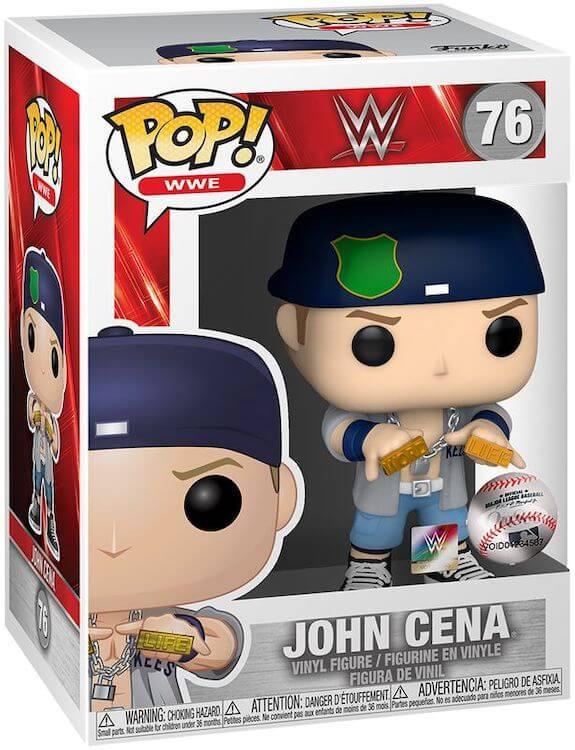 John Cena Funko Pop