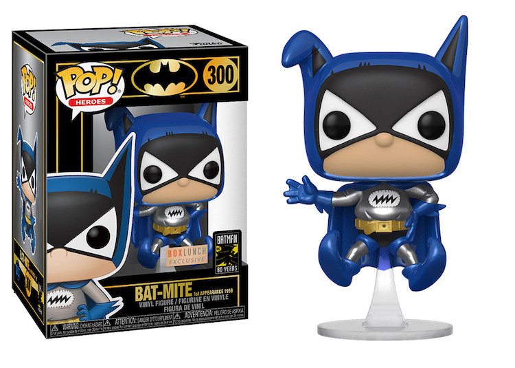 Bat-mite Funko Pop Boxlunch Exclusive