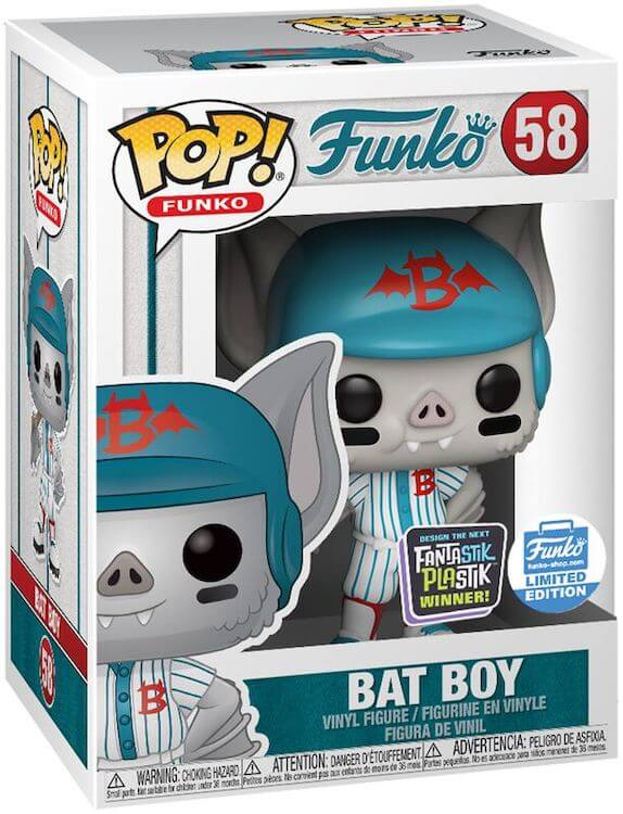 Bat Boy Funko Pop Funko Shop Exclusive