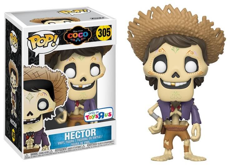 Hector Funko Pop Toys R Us Exclusive