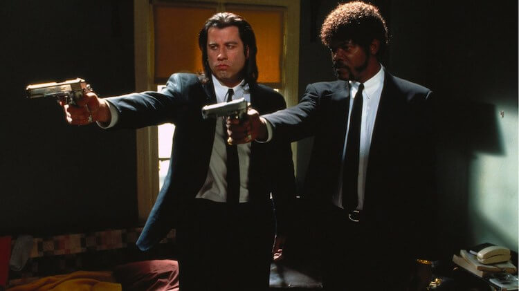 pulp fiction vincent vega and Jules Winnfield