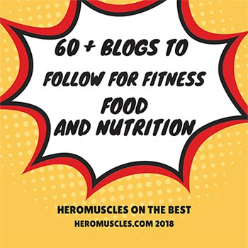 fitness food and nutrition blogs