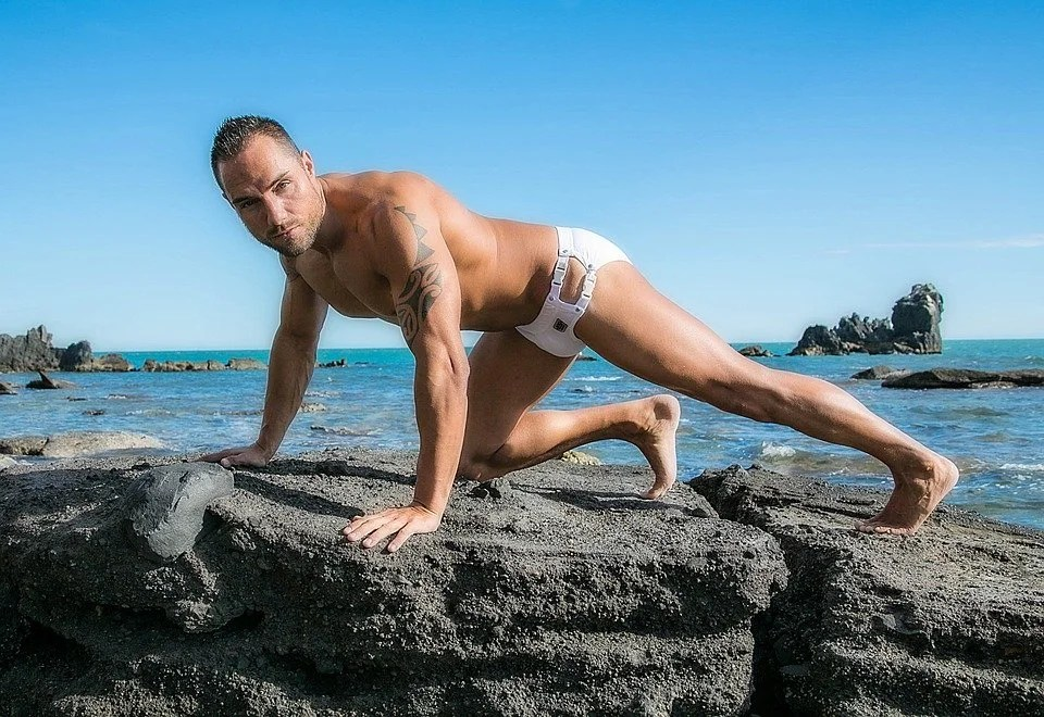 slip push-up pour homme sans complexe