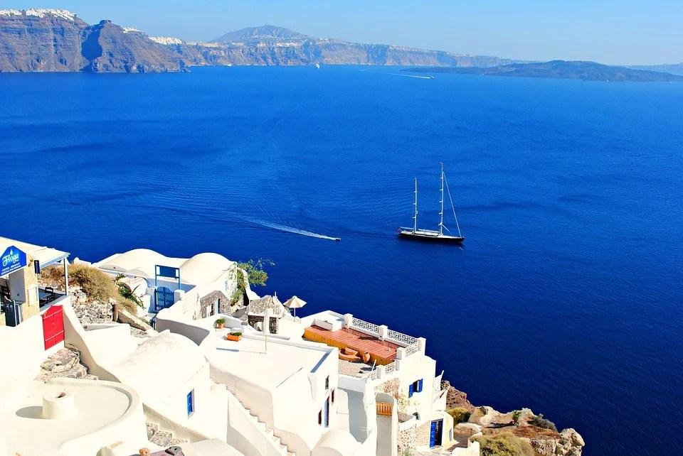 les îles grecques ou le paradis pour une croisière en voilier