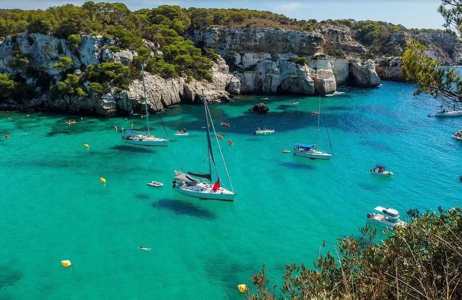 Les îles Baléares version sauvage à Minorque