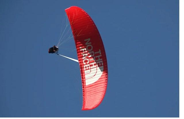 vol en parapente à chamonix