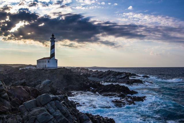 Les phares des îles Baléares
