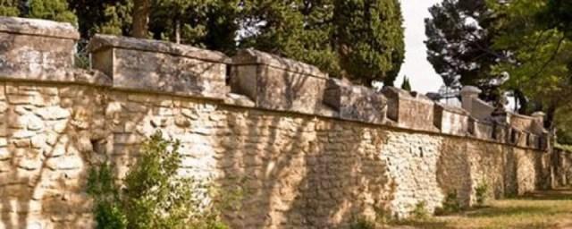 Tombeaux de calcaire