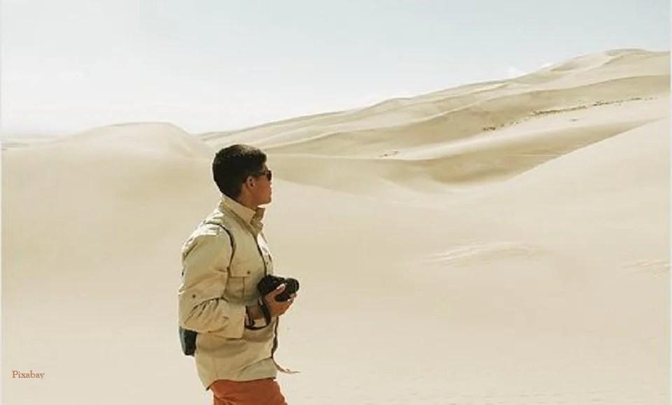 Veste saharienne homme