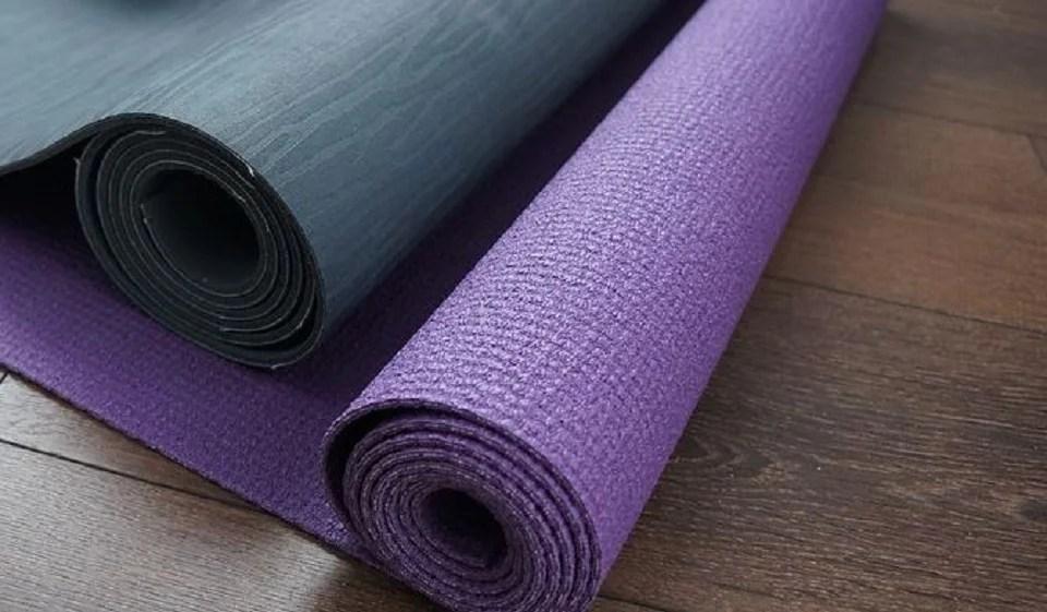 le tapis de sol pour sport bonne humeur