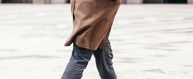 covert coat et ses 4 surpiqûres