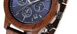 La folie des montres en bois pour homme