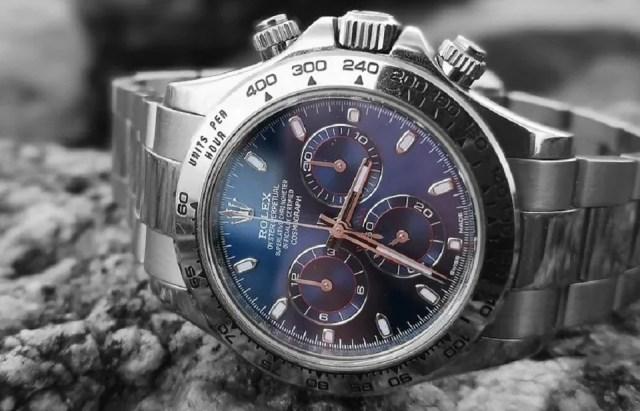 Rolex Daytona Cosmograph, la montre de luxe d'occasion pas ccher dont on rêve