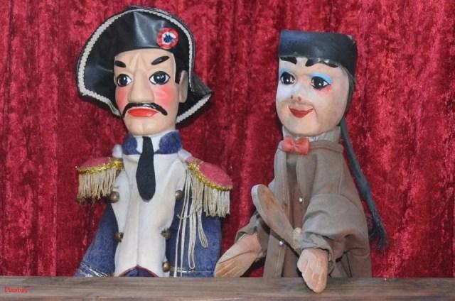 Guignol et le gendarme Flageolet