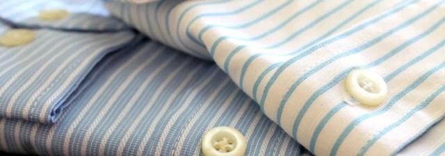 La chemisette homme à fines rayures, une valeur sûre