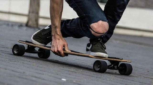 jean déchiré pour homme urbain