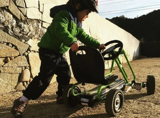 Kart pour enfant, un bon début avant les courses sur circuit