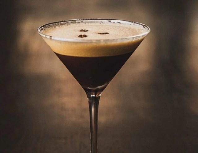 Cocktail corsé sans alcool mais au café