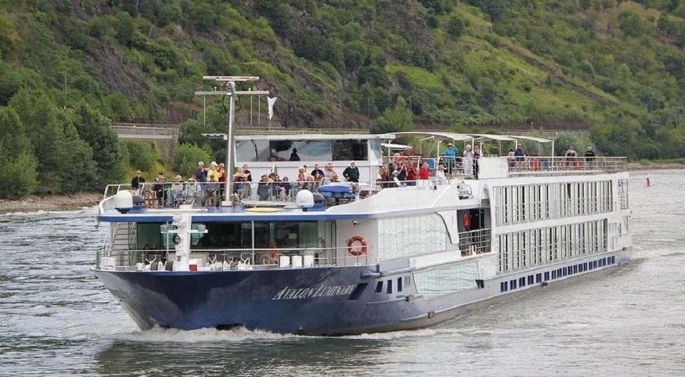 Croisière fluviale : une promenade en bateau au fil de l'eau