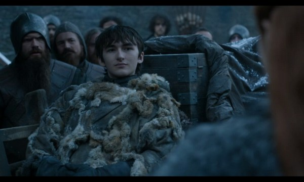 Bran Stark at WinterfellGame of Thrones Season 7: 5 Easter Eggs you missed in The Queen's Justice