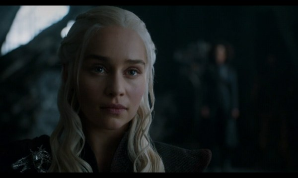 Daenerys talking with Jon Snow Game of Thrones Season 7: 5 Easter Eggs you missed in The Queen's Justice