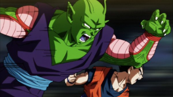 Piccolo and Gohan in Dragon Ball Super