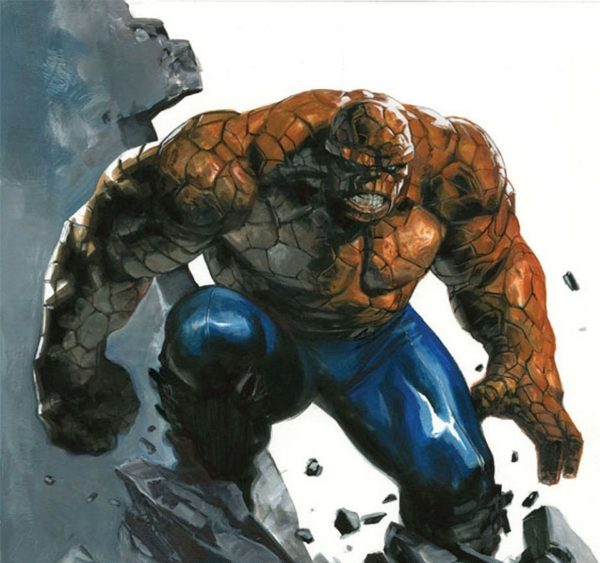 The Thing marvel superhero
