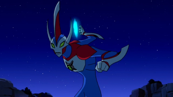 Ultimate Way Big from Ben 10: Ultimate Alien