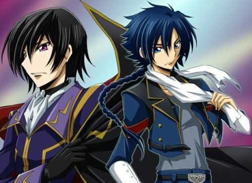 Lelouch in Code Geass
